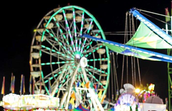 Sunday Lunch Blog : SC State Fair Review