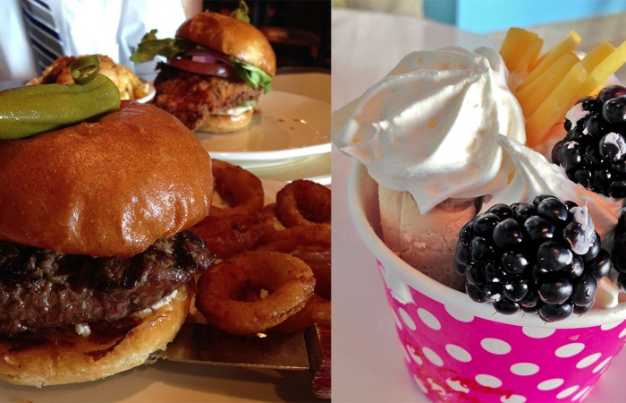 Sunday Lunch Blog : The Best Burger I've Ever Eaten and Unique Ice Cream