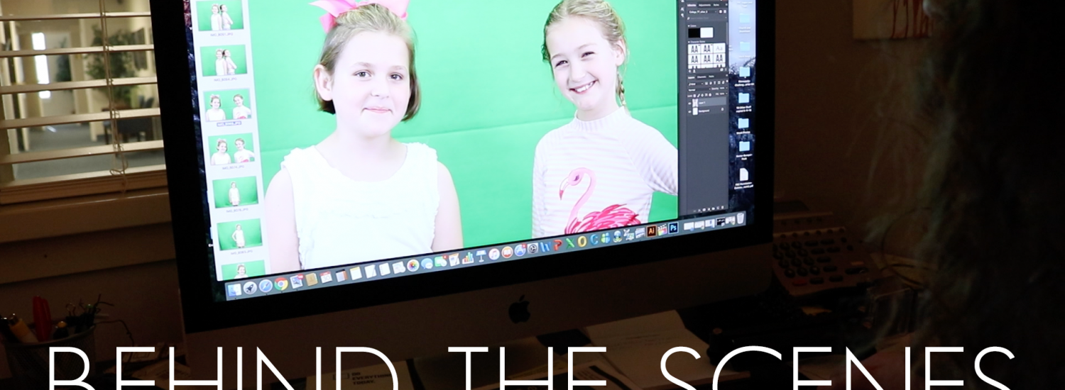 Behind the Scenes : Children's Musical Design & Studio Tour