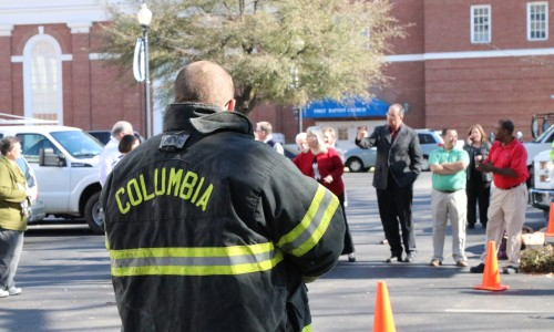 Behind The Scenes : Staff Fire Safety Training