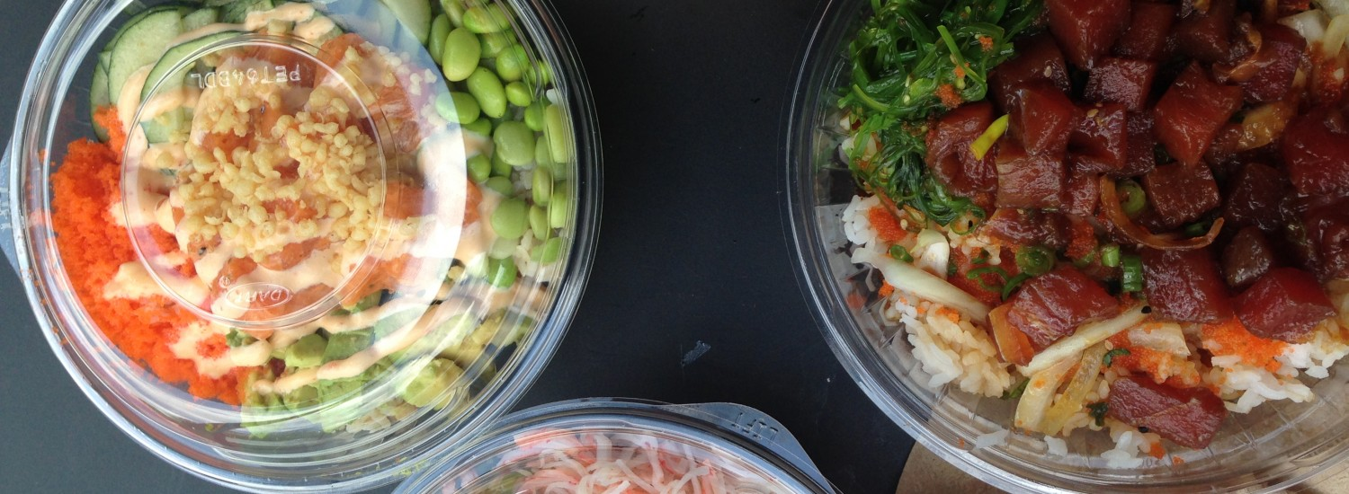 Sunday Lunch Blog : Poke Bros.