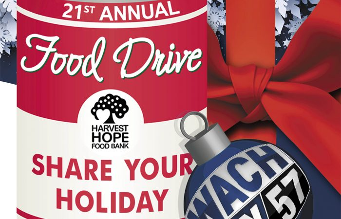 Share Your Holiday – Food Drive