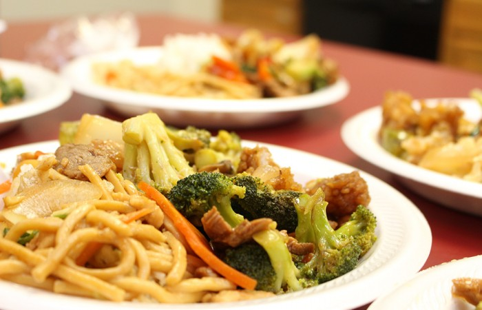 Sunday Lunch Blog : International Lunch/Red Bowl Asian Bistro