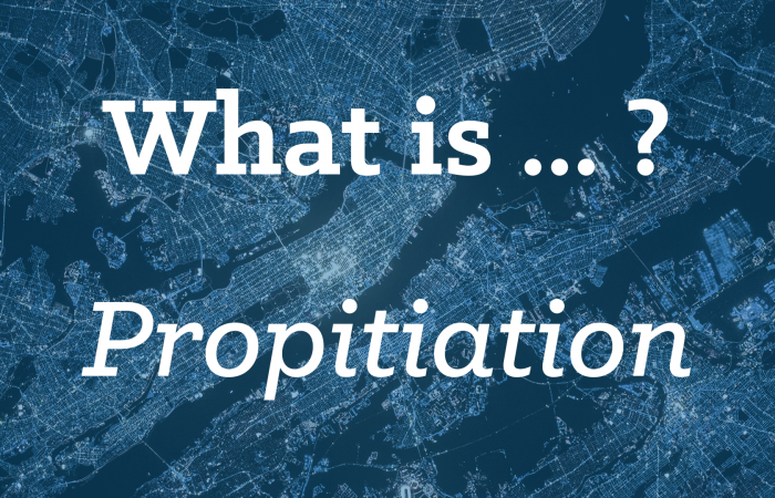 What is Propitiation?