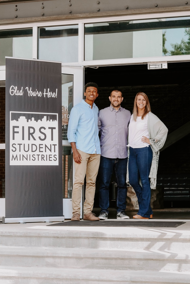 First Student Ministry Team